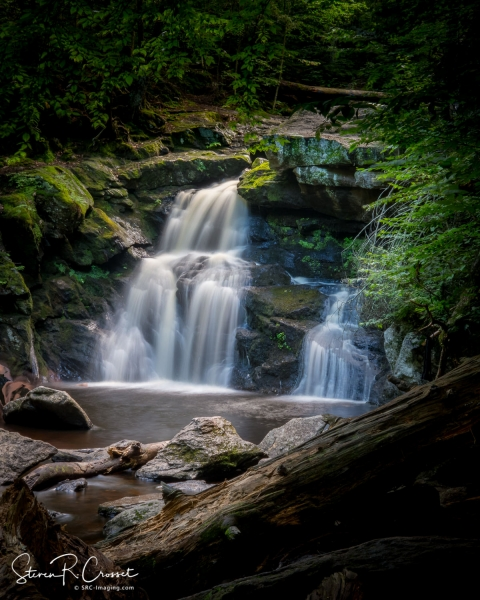 !Waterfall at Enders